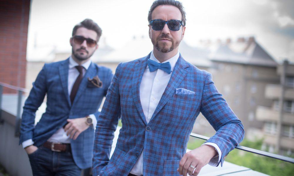 Bankár dress code