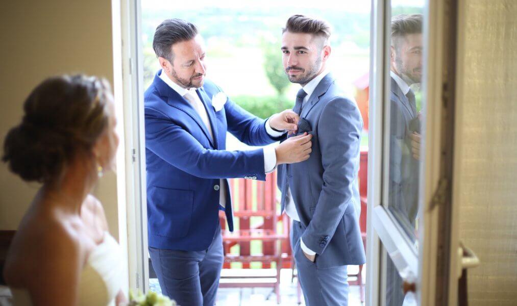 Stílustanácsadás vőlegényeknek – Legyél Te a legjobban öltözött férfi az esküvődön!